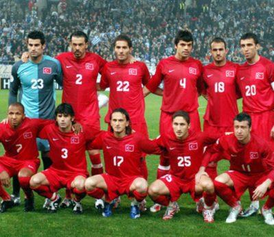 Yunanistan 1 - 4 Türkiye