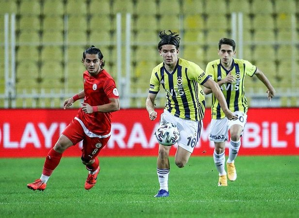 Fenerbahçe 4-0 Sivas Belediyespor Maç Özeti