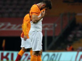 Aslan evinde berabere kaldı: Galatasaray 1-1 Kayserispor