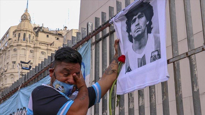 Diego Maradona hayatını kaybetti! İşte ölüm nedeni...