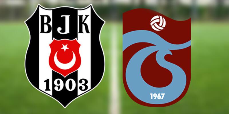 Beşiktaş Trabzonspor maçı ne zaman, saat kaçta, ilk 11'ler