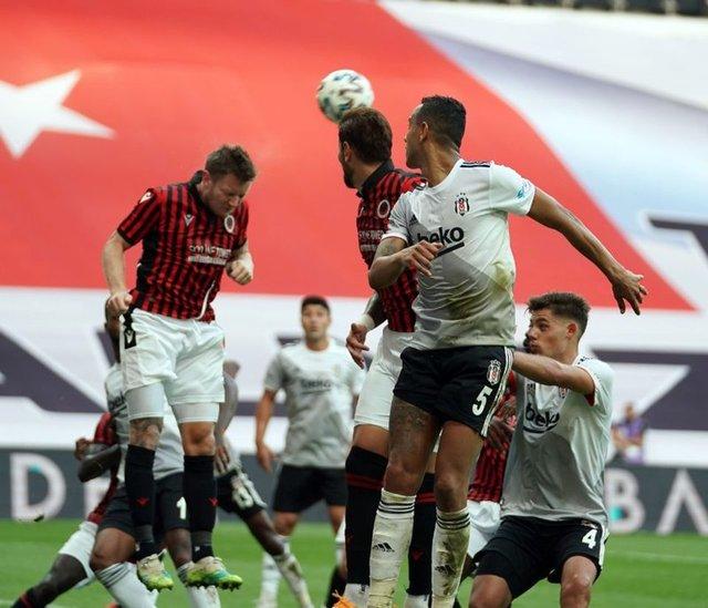 Gençlerbirliği Beşiktaş maçı canlı izle