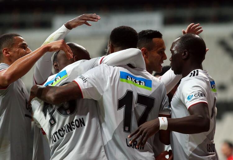 Beşiktaş 3-0 Denizlispor maç özeti ve golleri