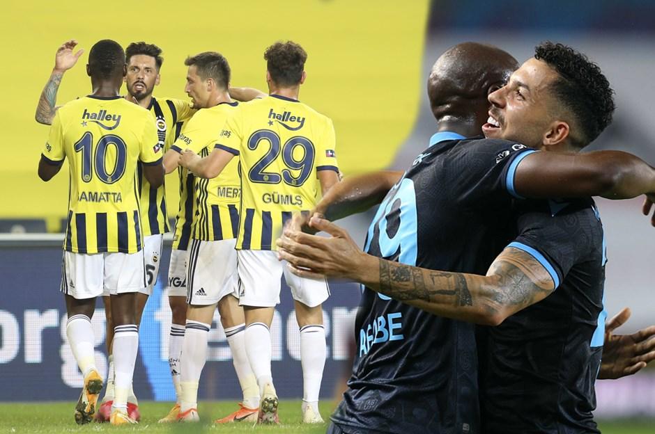 Trabzonspor Fenerbahçe maçı ne zaman, saat kaçta, hangi kanalda, ilk 11'ler