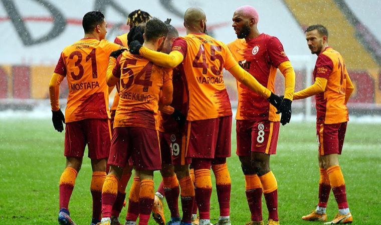 Galatasaray 2-1 Kasımpaşa maçının özeti ve golleri