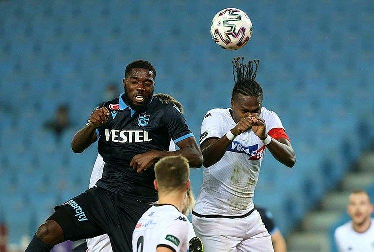 Trabzonspor Denizlispor maçın özeti ve golleri