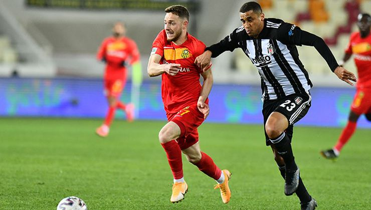 Yeni Malatyaspor - Beşiktaş maç özeti: 0-1