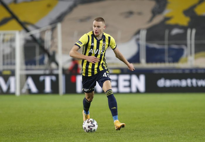 Fenerbahçe 1-1 Antalyaspor maçın özeti ve golleri