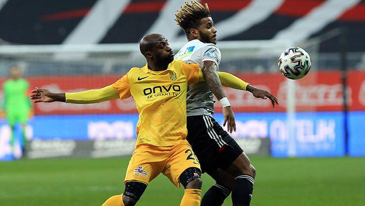 Beşiktaş Ankaragücü maç özeti izle: 2-1