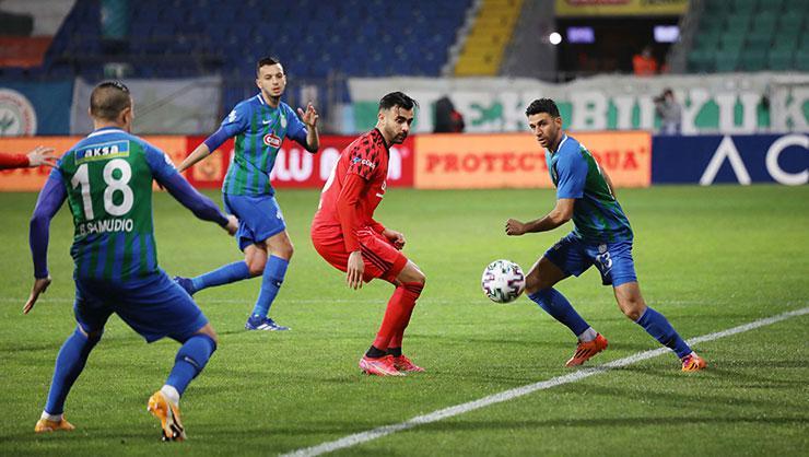 Çaykur Rizepor Beşiktaş maç özeti izle! BJK maç özeti izle