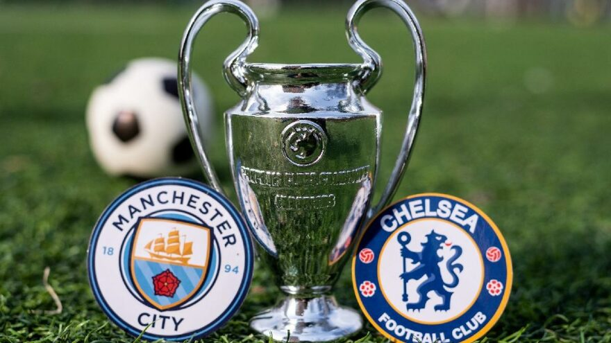 Manchester City Chelsea maçı saat kaçta hangi kanalda? Şampiyonlar Ligi finali şifresiz canlı maç izle!