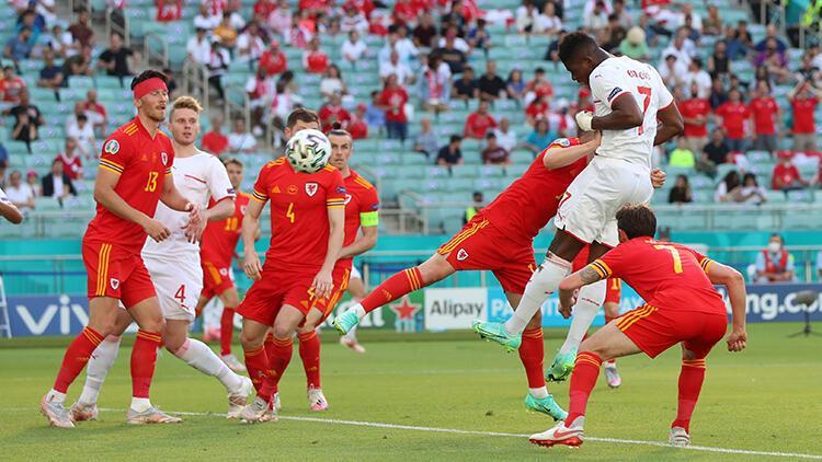 galler isviçre maç özeti euro 2020