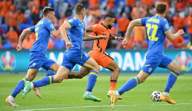 Hollanda ukrayna maç özeti izle