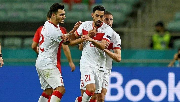 İsviçre Türkiye maç özeti ve golleri! Milli Takım'ın EURO 2020 macerası sona erdi!