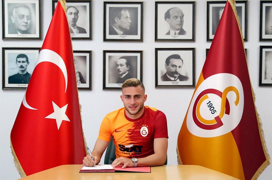 Barış Alper Yılmaz, Galatasaray'da!
