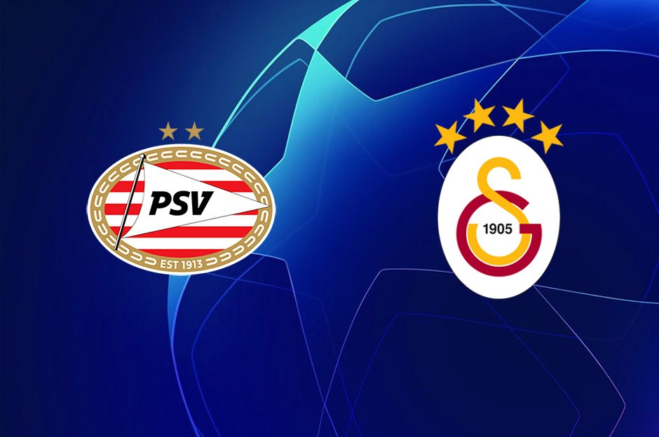 PSV Galatasaray maçı ne zaman saat kaçta hangi kanalda PSV Galatasaray maçı şifresiz izle