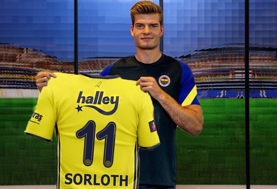Fenerbahçe Alexander Sörloth ile transfer için anlaşma aşamasında!