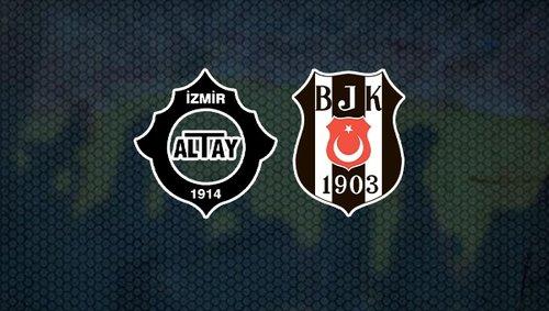 Altay Beşiktaş maç özeti ve golleri izle