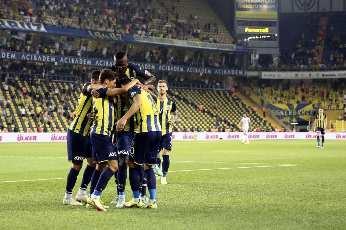 Fenerbahçe Olympiakos maçı ne zaman, saat kaçta, hangi kanalda?