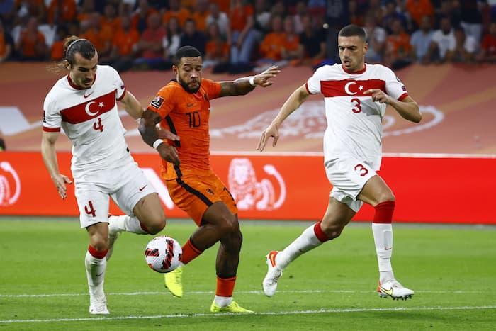 hollanda türkiye maç özeti