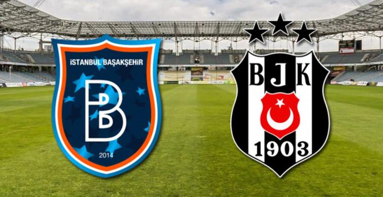 Başakşehir Beşiktaş maçı ne zaman saat kaçta hangi kanalda