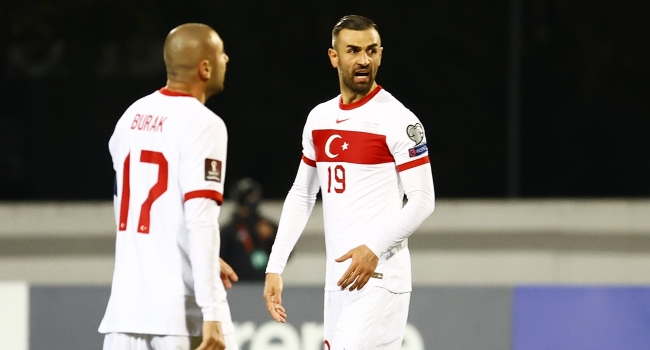 Letonya 1-2 Türkiye maç özeti ve golleri izle!
