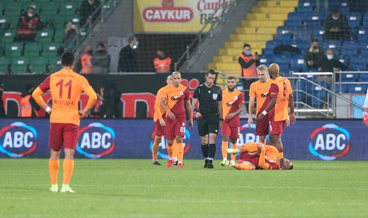 Rizespor 2-3 Galatasaray maç özeti ve golleri izle!