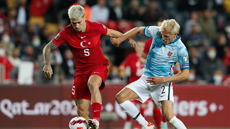 Türkiye 1-1 Norveç - Maçın özeti ve golleri