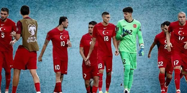 Türkiye Norveç maç kadrosu